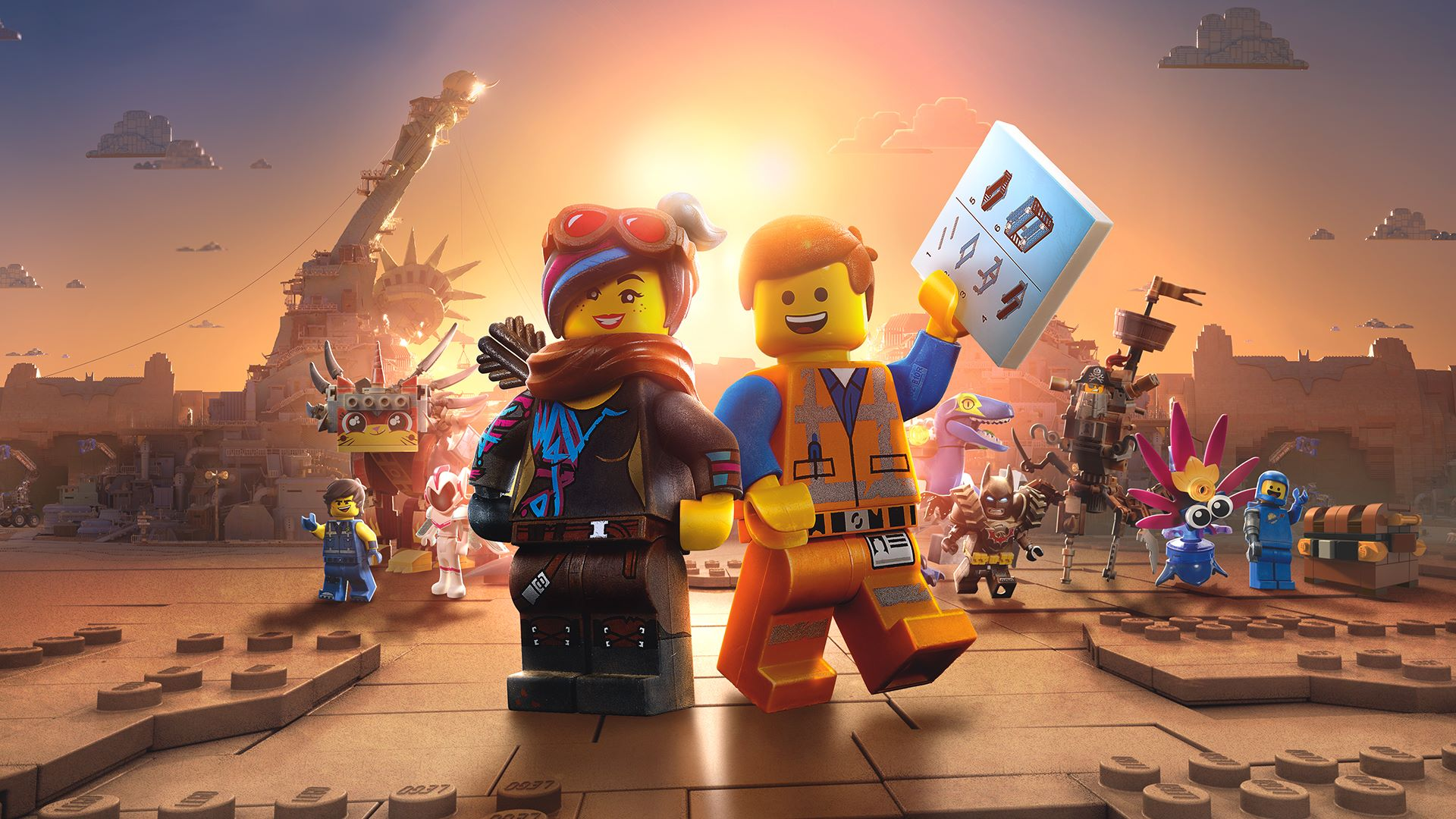 Image result for the lego movie 2 the video game