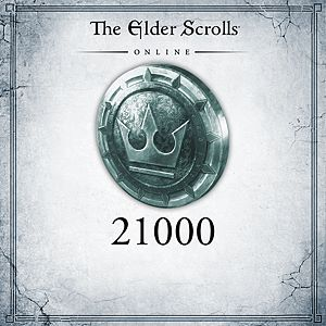 The Elder Scrolls Online: 21000 Crowns Xbox One