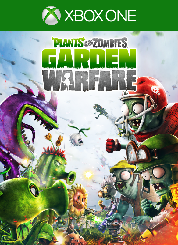 Plants vs. Zombies Garden Warfare boxshot