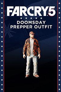 Carátula del juego FAR CRY 5 - Prepper Outfit