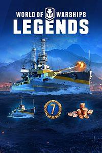 World of Warships: Legends – Premium Edition