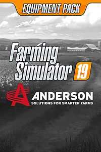 Farming Simulator 19 -Anderson Group Equipment Pack