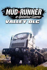 Carátula del juego Spintires: MudRunner - The Valley DLC