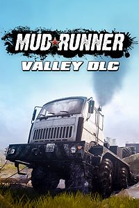 Carátula del juego MudRunner - The Valley DLC