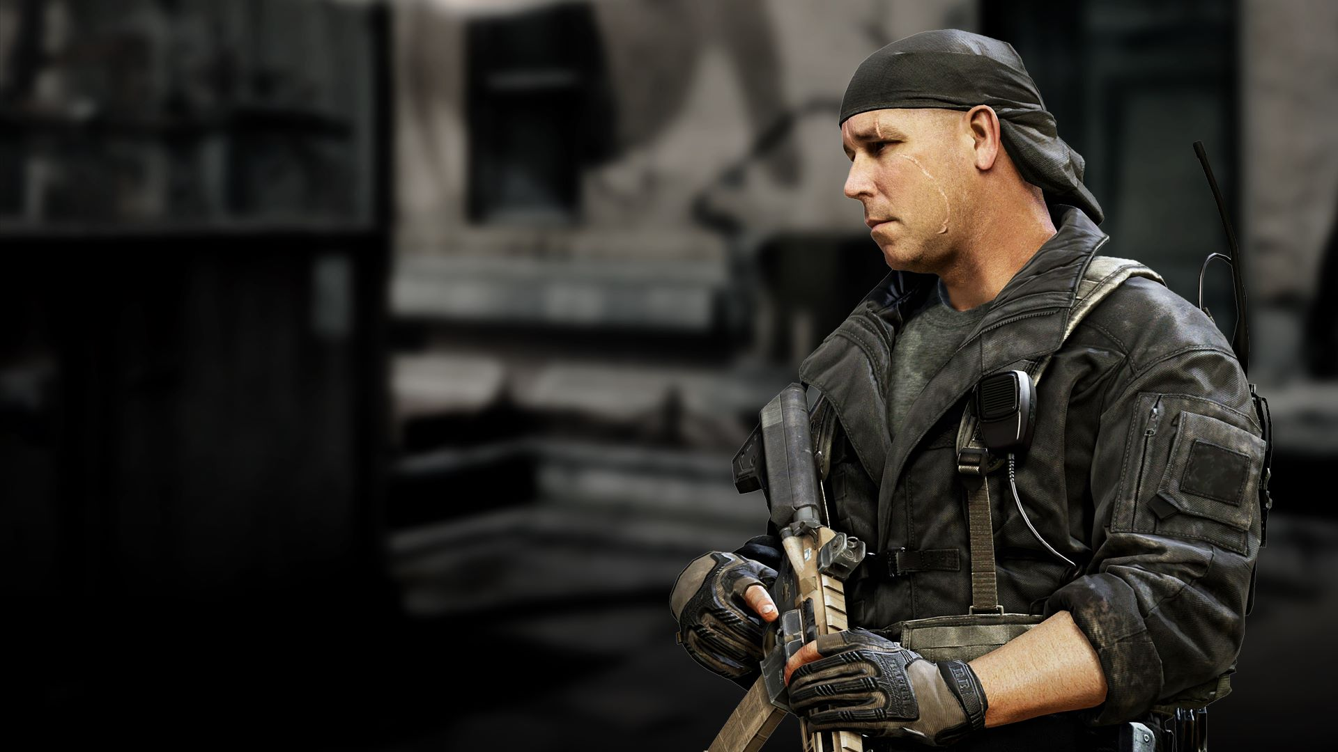 call of duty ghosts rorke special character