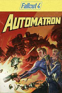 Carátula del juego Fallout 4: Automatron