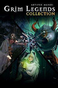Carátula para el juego Grim Legends Collection de Xbox 360