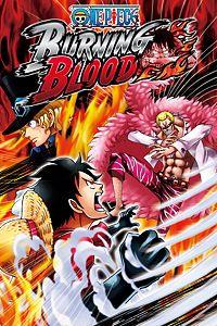 Carátula para el juego One Piece: Burning Blood de Xbox 360