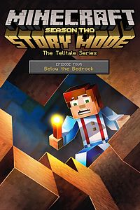 Minecraft: Story Mode - Season Two - Episode 4