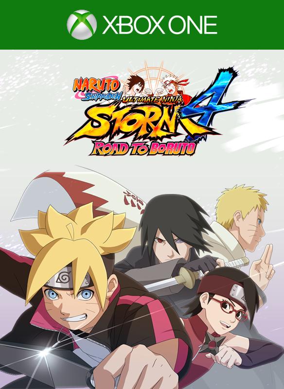 NARUTO SHIPPUDEN™: Ultimate Ninja® STORM 4 ROAD TO BORUTO Pack boxshot