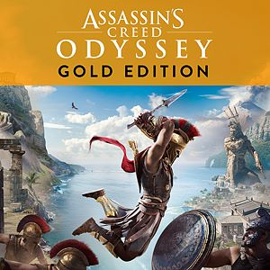 Assassin's Creed® Odyssey - GOLD EDITION Xbox One