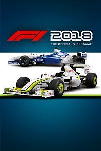 Carátula del juego F1 2018