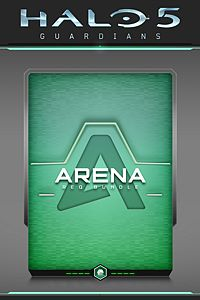 Carátula del juego Halo 5: Guardians – Arena REQ Bundle