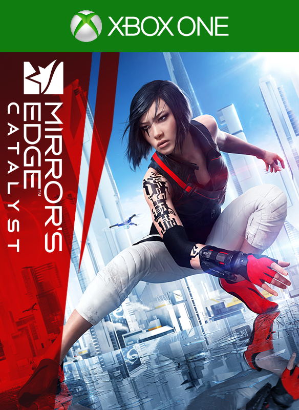 Mirror's Edge Catalyst boxshot