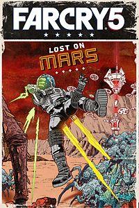 Carátula del juego Far Cry5 - Lost on Mars