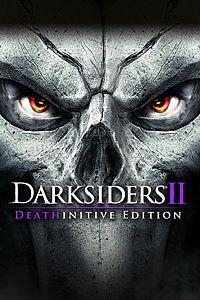 Carátula para el juego Darksiders II Deathinitive Edition de Xbox 360