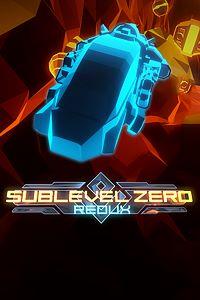 Carátula para el juego Sublevel Zero Redux de Xbox 360