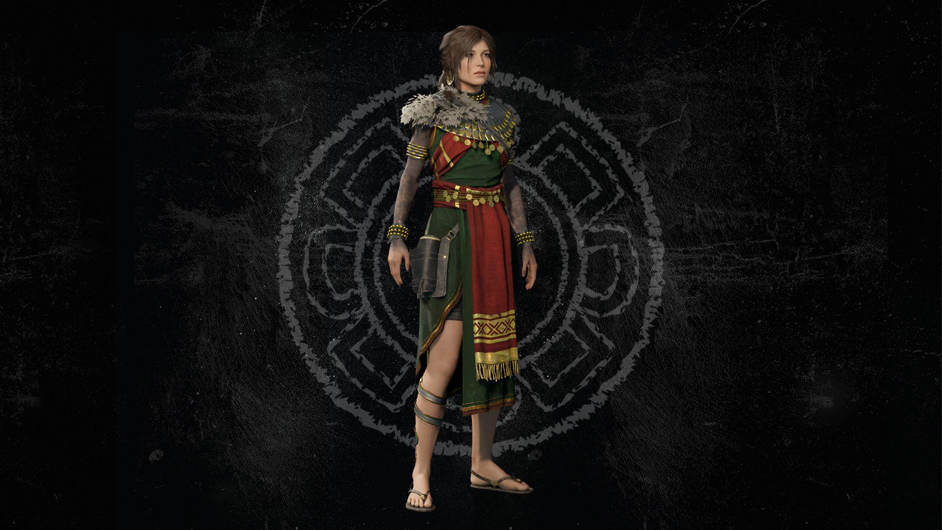 Shadow of the Tomb Raider - Midnight Sentinel