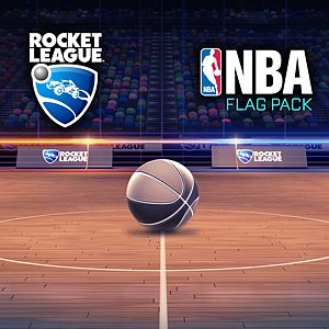 Rocket League® - NBA Flag Pack Xbox One