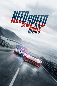 Carátula del juego Need for Speed Rivals