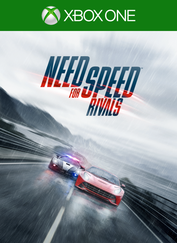 Need for Speed Rivals boxshot