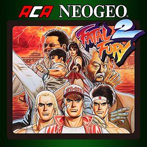 ACA NEOGEO FATAL FURY 2 Xbox One