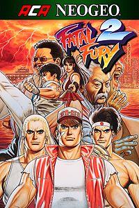 Carátula del juego ACA NEOGEO FATAL FURY 2