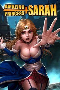 Carátula del juego Amazing Princess Sarah para Xbox One