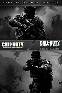 Carátula del juego Call of Duty: Infinite Warfare - Digital Deluxe Edition de Xbox One