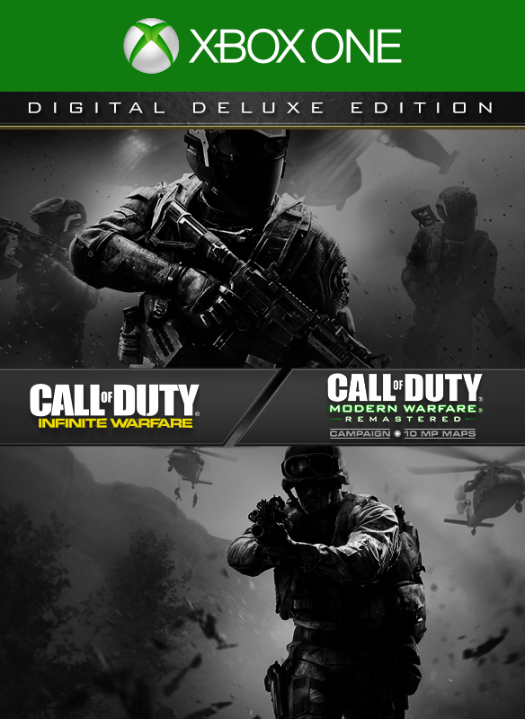 Call of Duty®: Infinite Warfare  Digital Deluxe Edition boxshot