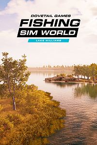 Carátula para el juego Fishing Sim World: Lake Williams de Xbox 360