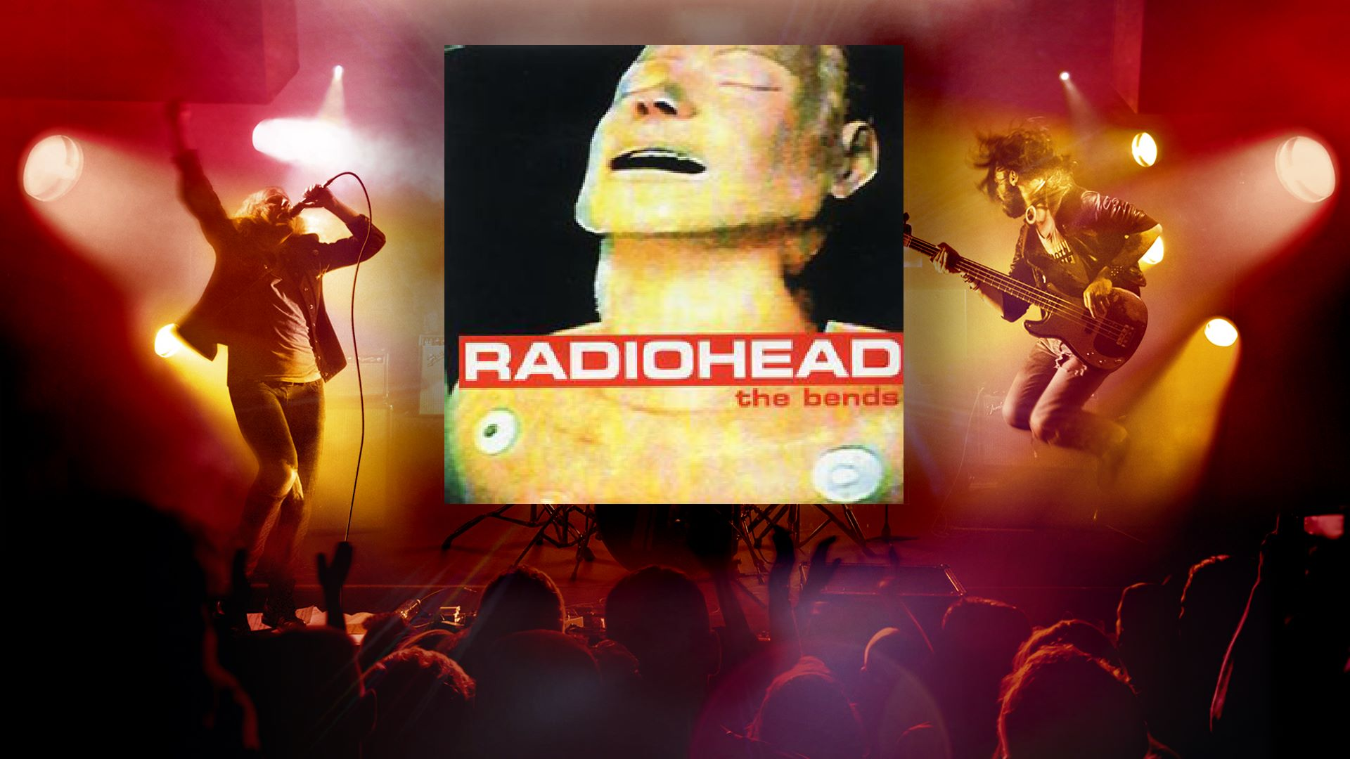 My Iron Lung – Radiohead México