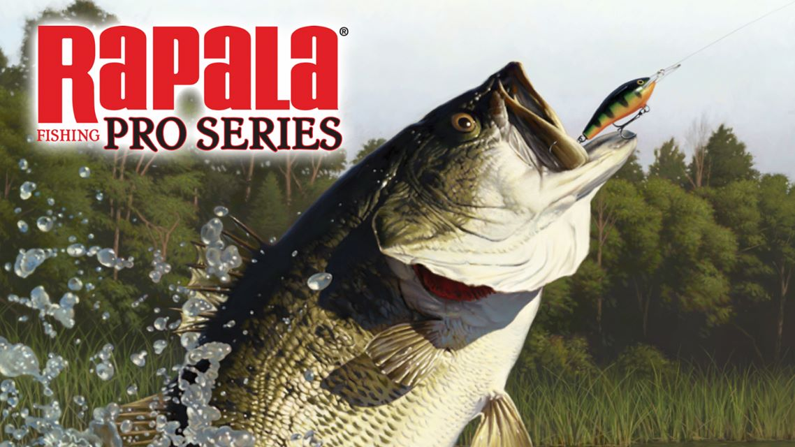 Rapala fishing pro series on xbox one for Rapala fishing pro series