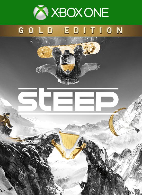 STEEP GOLD EDITION boxshot