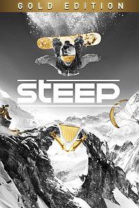 Carátula del juego STEEP GOLD EDITION