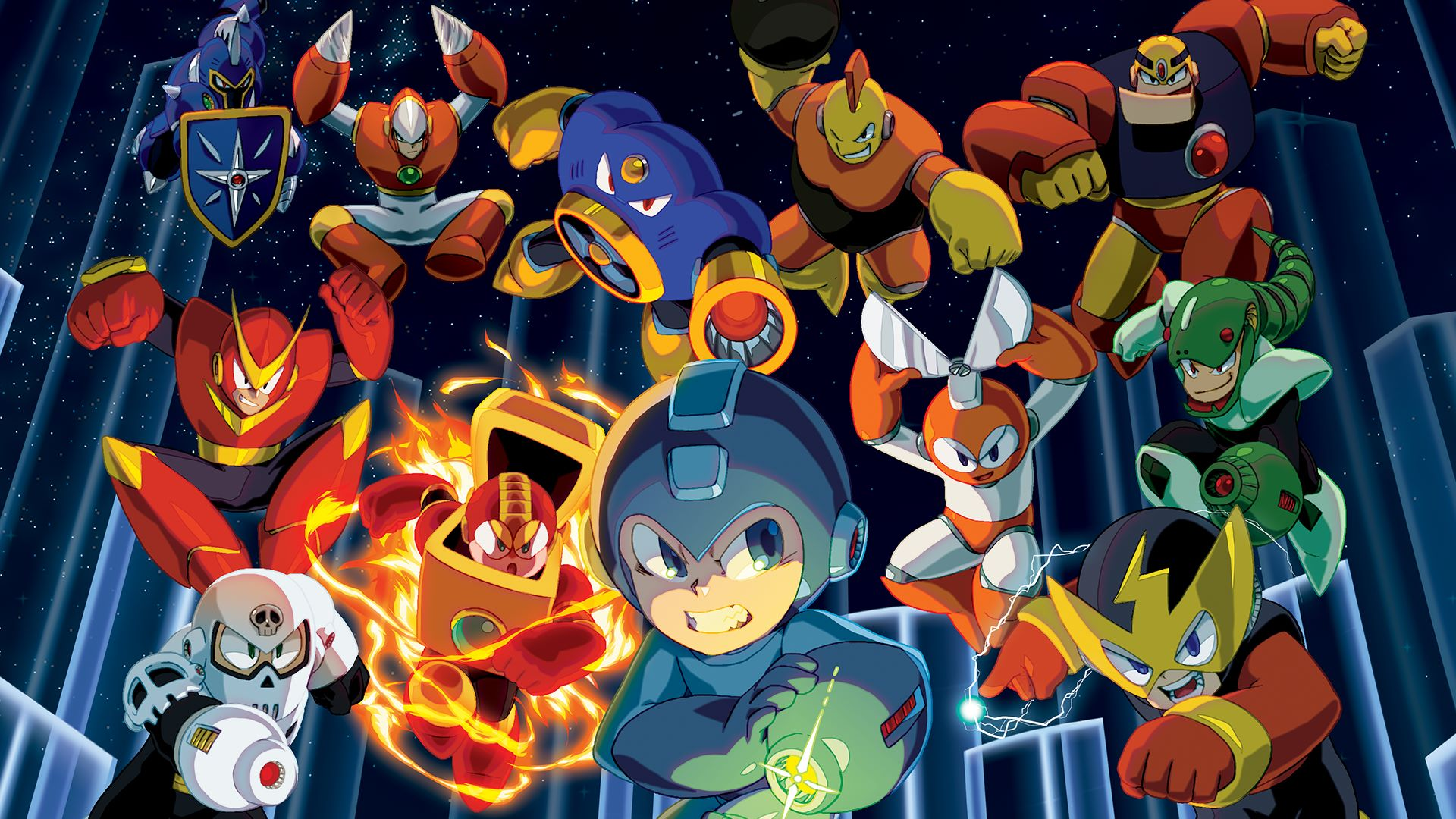 Image result for megaman
