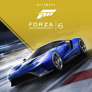 Forza Motorsport 6 Ultimate Edition Xbox One