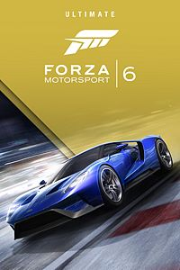 Carátula del juego Forza Motorsport 6 Ultimate Edition de Xbox One