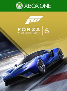 Edição Suprema do Forza Motorsport 6