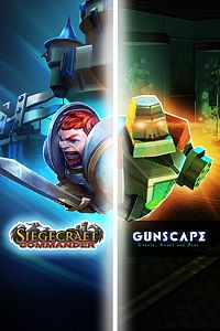 Carátula del juego Blowfish Bundle #1 - Gunscape & Siegecraft Commander