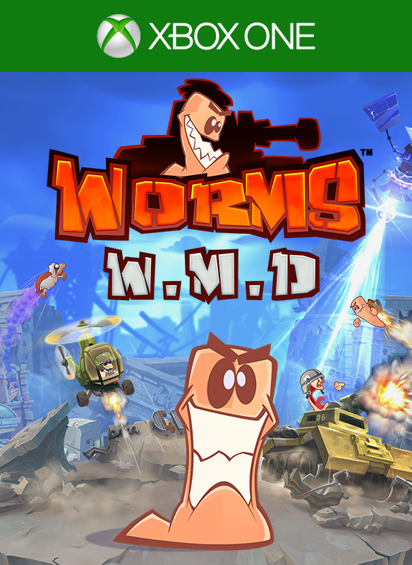 Worms WMD boxshot