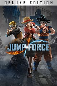 Carátula del juego JUMP FORCE - Deluxe Edition
