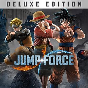 JUMP FORCE - Deluxe Edition Xbox One