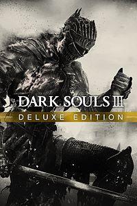 Carátula para el juego DARK SOULS III - Deluxe Edition de Xbox One