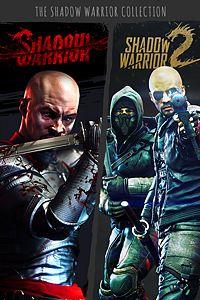 Carátula para el juego The Shadow Warrior Collection de Xbox 360