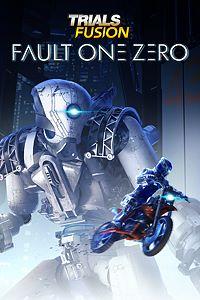 Carátula del juego Trials Fusion: Fault One Zero de Xbox One