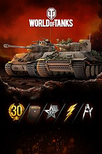 Carátula del juego Fury Tiger 131 Mega Bundle para Xbox One