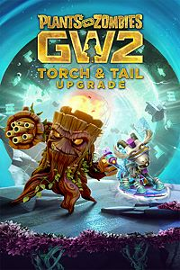 Carátula para el juego Plants vs. Zombies Garden Warfare 2 Torch and Tail Upgrade de Xbox 360