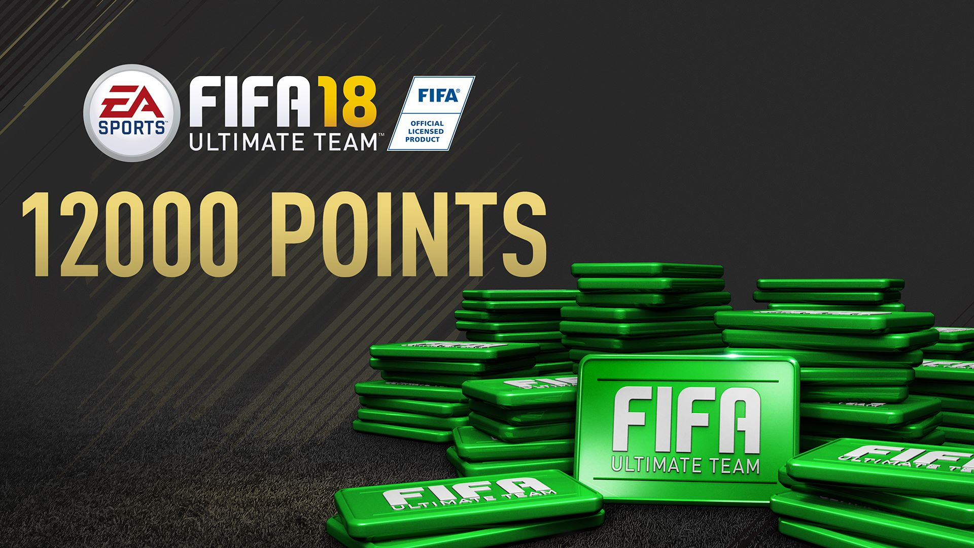 Pack 12000Points FIFA 18