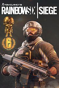 Carátula del juego Tom Clancy's Rainbow Six Siege: Pro League Blackbeard Set